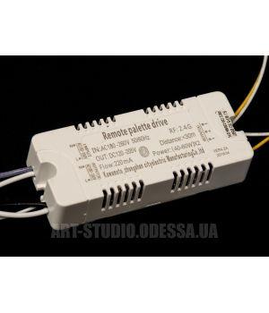 Блок питания для светодиодных люстр 120W trans dimmer+LED 60x2