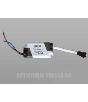 LED драйвер для точечных светильников с подсветкой, мощность 3W LED+PK Driver