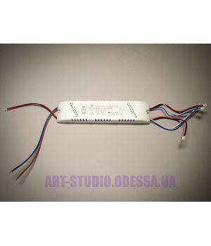 Блок питания для светодиодных люстр 240W New trans dimmer+LED 40-60x4