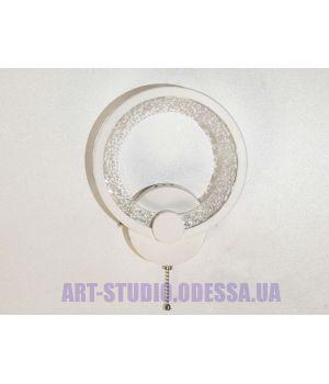 LED бра с пузырьками, 17W MB2531/1WH (белая,черная,коричневая,серая)