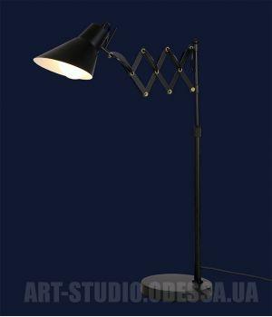 Настольная лампа 720T81476-1 BK