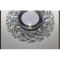 Потолочный, хрустальный точечный светильник Led подсветка корпуса XF002-WH+LED