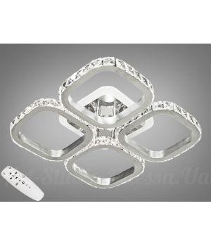 Хрустальная LED-люстра с RGB подсветкой, 65W  S8303/4NEW