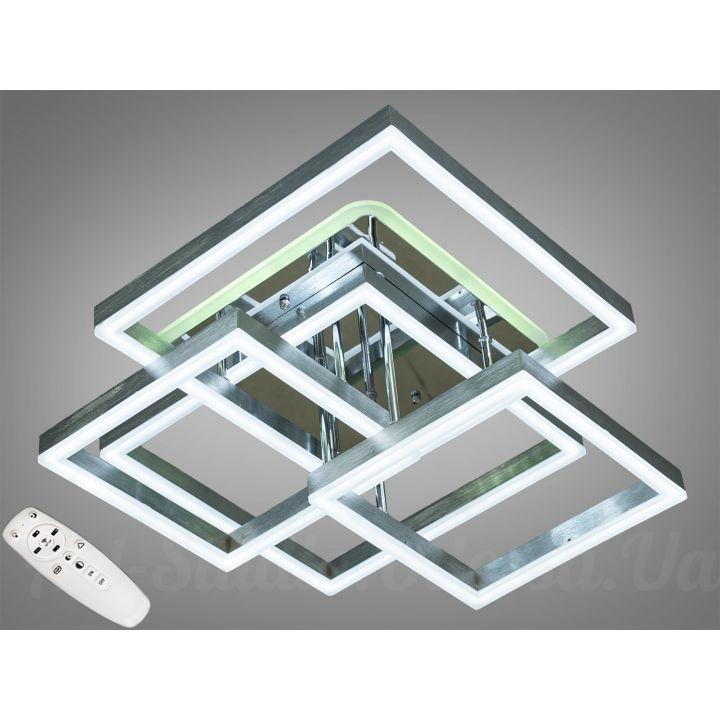 Потолочная светодиодная люстра с диммером 135W 7001NEW HR